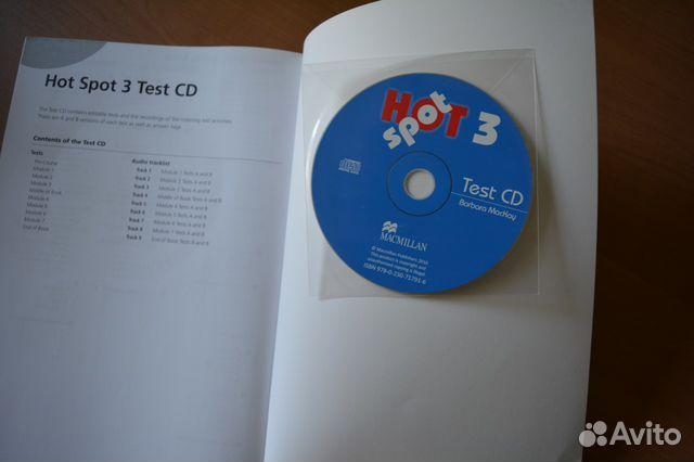 hot spot 3 teacher's book download