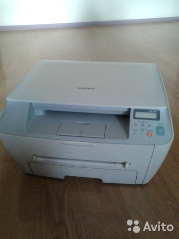 NEW DRIVER: SAMSUNG SCX-4100 SERIES PRINTER