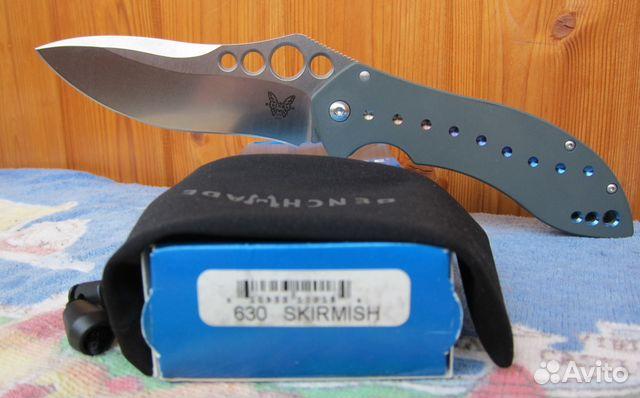 Нож benchmade 630 skirmish купить фото складных ножей для охоты