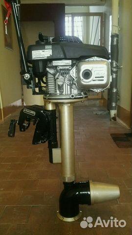 водометный лодочный мотор honda кальмар 5