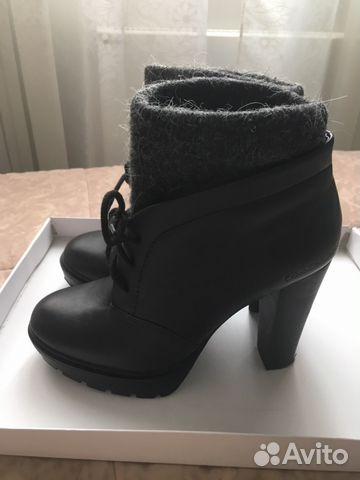 5acf2d04675c Calvin Klein ботинки, ботильоны   Festima.Ru - Мониторинг объявлений