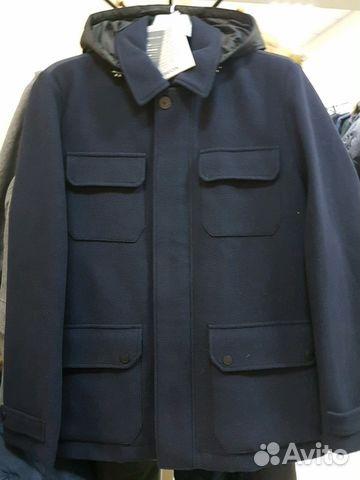 пальто мужское Geox 52 54 купить в республике татарстан на Avito