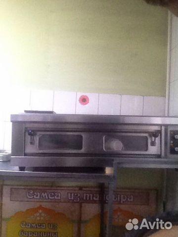 Печь для пиццы рео-40х2 pyhl 5.19кВт 380в