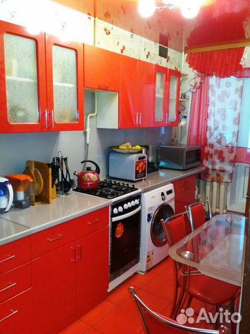 Продается однокомнатная квартира за 2 300 000 рублей. пгт. Белоозерский, ул 60 лет Октября 21.
