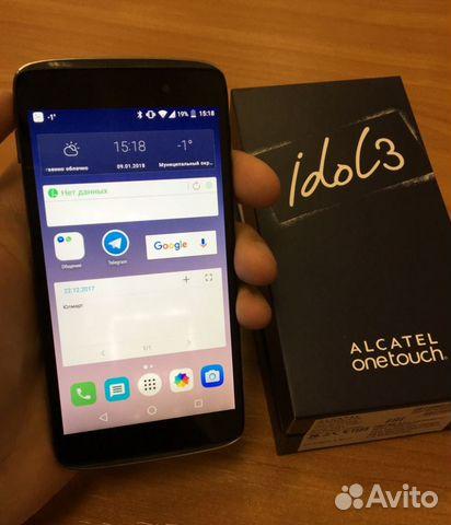 Alcatel Idol 3 (4 7) (6039Y)