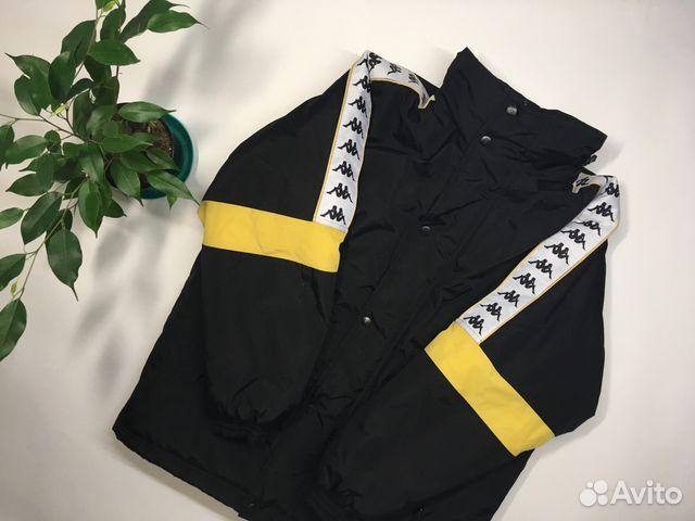 Куртка Kappa зима с лампасами   Festima.Ru - Мониторинг объявлений 0f9e0d91262