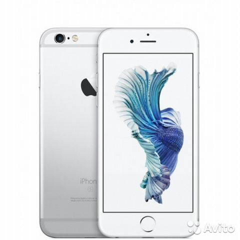 Apple iPhone 6s(REF) 16GB Silver без Touch ID