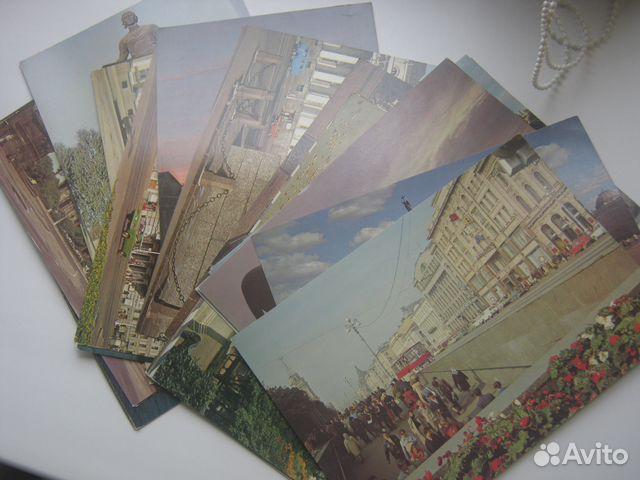 Набор открыток ленинград