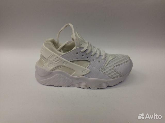 d79db08a Кроссовки Nike Air Huarache Белые Женские мужские | Festima.Ru ...