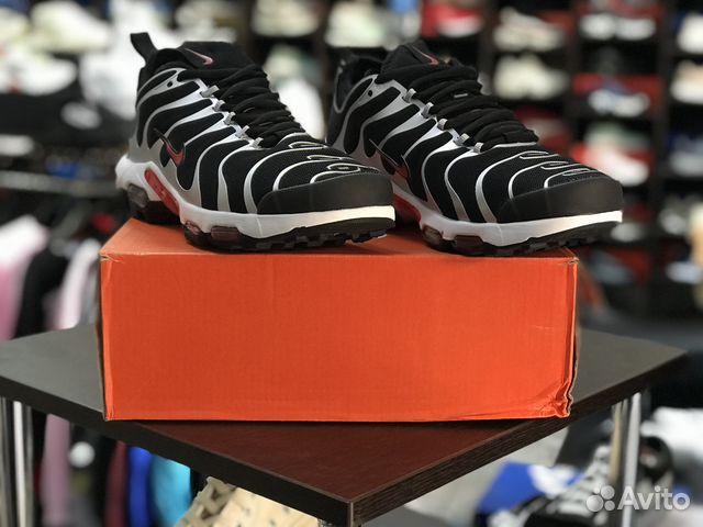 56acd199 Кроссовки Nike Air Max Tn Plus Ultra Black/Red купить в Санкт ...
