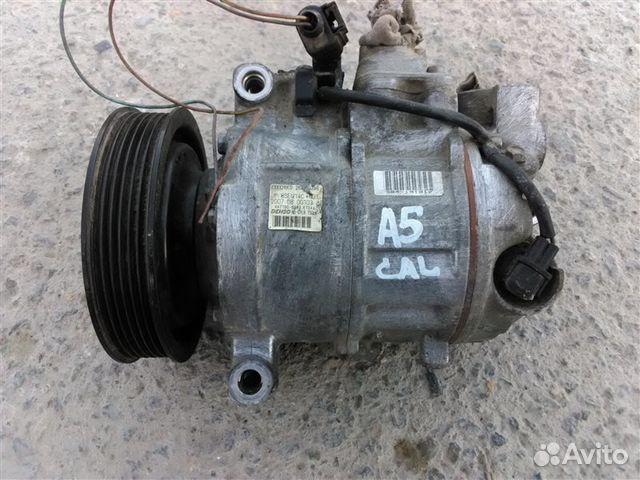 89026196331 Компрессор кондиционера Audi A5 8T 3.2 2008