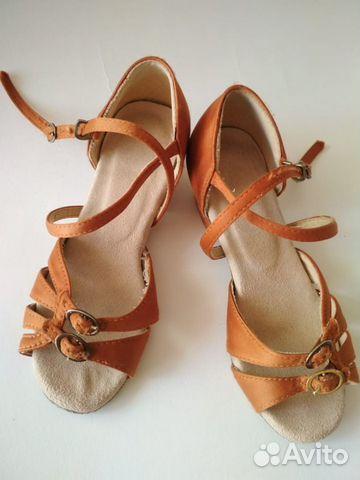 45ac9db6e8eca Туфли для бальных танцев - Личные вещи, Детская одежда и обувь -  Краснодарский край, Туапсе - Объявления на сайте Авито