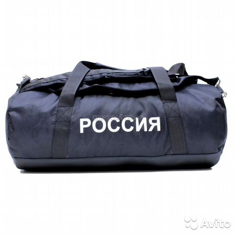 1cb9a850cb4e Спортивная сумка-рюкзак Россия - M купить в Санкт-Петербурге на ...