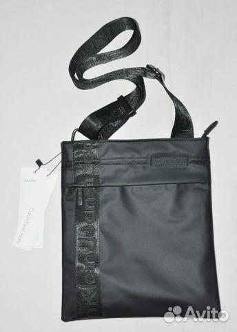 c0a79321a958 Мужская сумка через плечо / Calvin Klein / новая купить в Москве на ...
