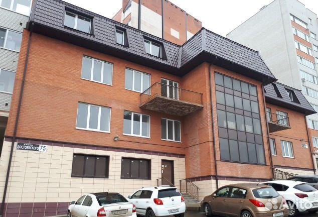 Продается трехкомнатная квартира за 3 400 000 рублей. Ставрополь, улица Достоевского, 75.