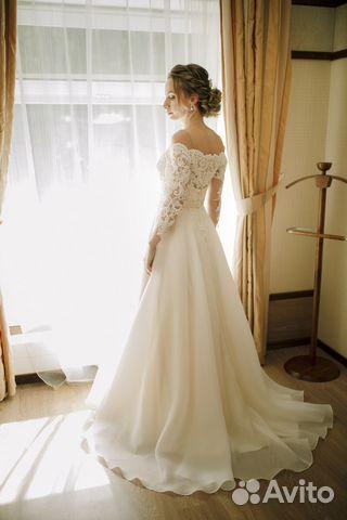 95d5dd6f204 Свадебное платье Papilio купить в Москве на Avito — Объявления на ...