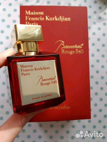 оригинал Baccarat Rouge 540 Extrait De Parfum Festimaru
