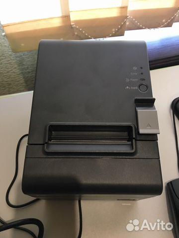 Принтер Epson TM-T20II 89787553791 купить 2