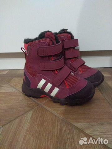 Зимние ботинки   полусапоги adidas   Festima.Ru - Мониторинг объявлений 1a2d6fa466d