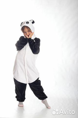 453e45fc2 Детская кигуруми Веселая Панда | Festima.Ru - Мониторинг объявлений