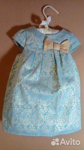 38d10b48a907 Продам красивые платья для малышки купить в Республике Крым на Avito ...