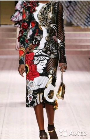 688dea25c03 Платье Dolce Gabbana