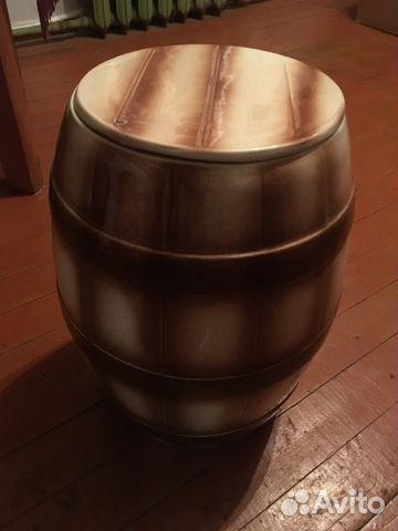 Керамическая бочка 30 литров