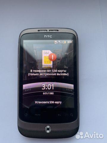 38a6b079964e6 Смартфон/телефон HTC wildfire a3333 купить в Москве на Avito ...