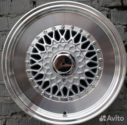 Новые диски BBS RS R17 4x100 Kia, Hyundai