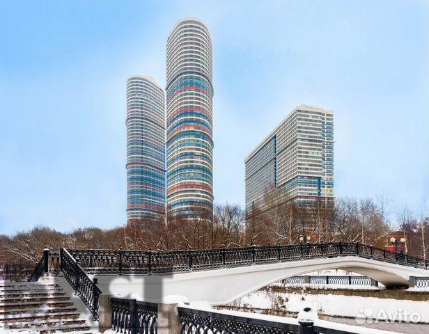 Продается четырехкомнатная квартира за 22 590 000 рублей. проспект Мира, 188Бк3.