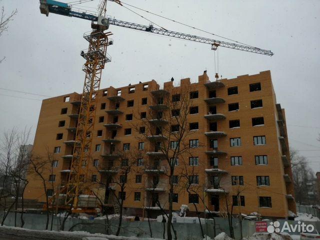2-к квартира, 64.8 м², 2/9 эт. 89107883060 купить 3