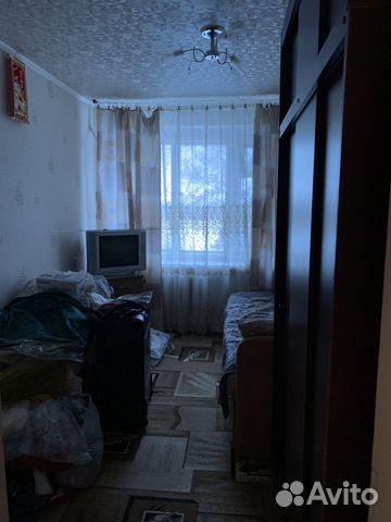 Продается двухкомнатная квартира за 1 000 000 рублей. Балашов, Саратовская область, улица Ленина, 20/64.