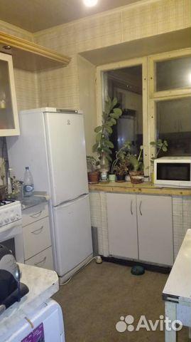 Продается двухкомнатная квартира за 1 850 000 рублей. Московская область, городской округ Лосино-Петровский, посёлок Биокомбината, 5.
