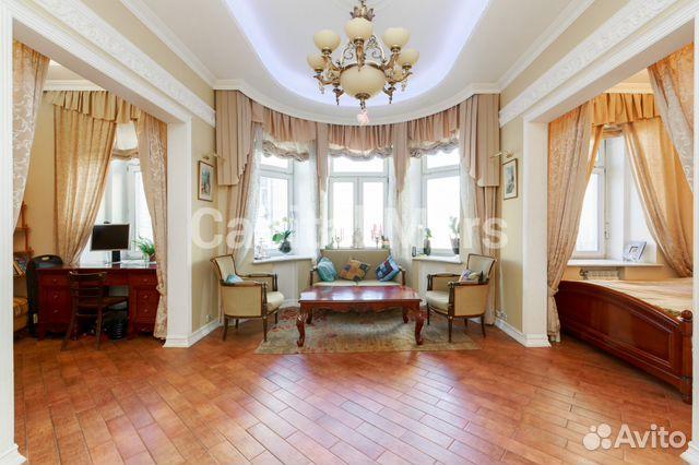 Продается четырехкомнатная квартира за 16 000 000 рублей. г Москва, Переведеновский пер, д 4 стр 1.