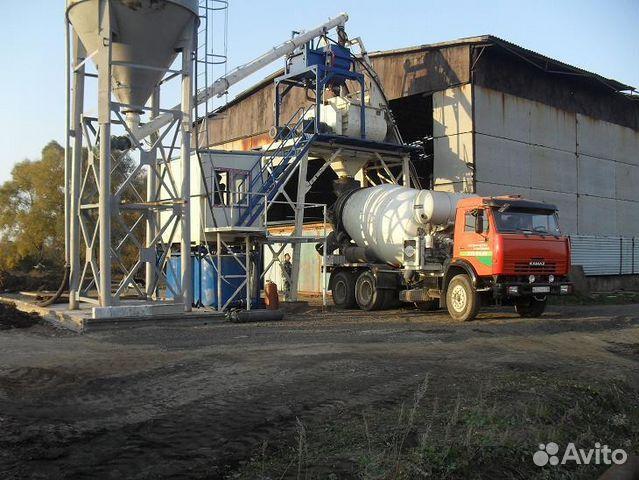 Завод бетона в самаре купить бетон в сосновоборск
