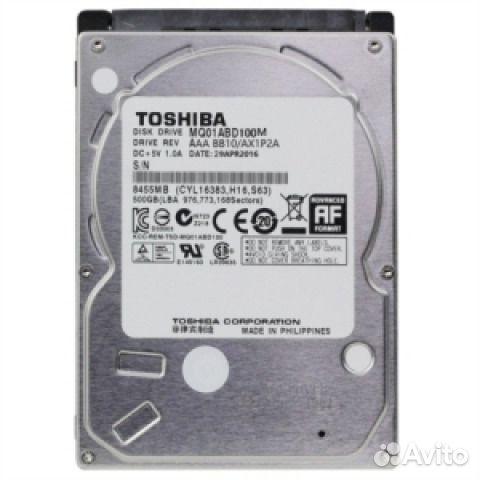 Жесткий диск 3.5 1000gb Toshiba SATA