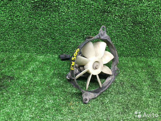 89831314444 Вентилятор охлаждения Kawasaki EN500 Vulcan