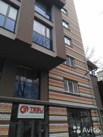Продается двухкомнатная квартира за 6 300 000 рублей. г Нижний Новгород, ул Красносельская, д 9А.