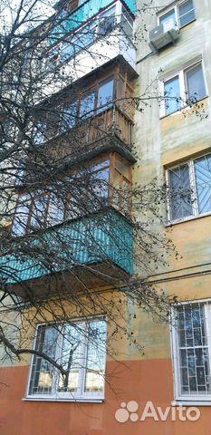Продается двухкомнатная квартира за 2 880 000 рублей. г Нижний Новгород, пр-кт Гагарина, д 18.