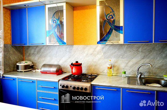 Продается трехкомнатная квартира за 2 350 000 рублей. респ Коми, г Ухта, ул Машиностроителей, д 7.