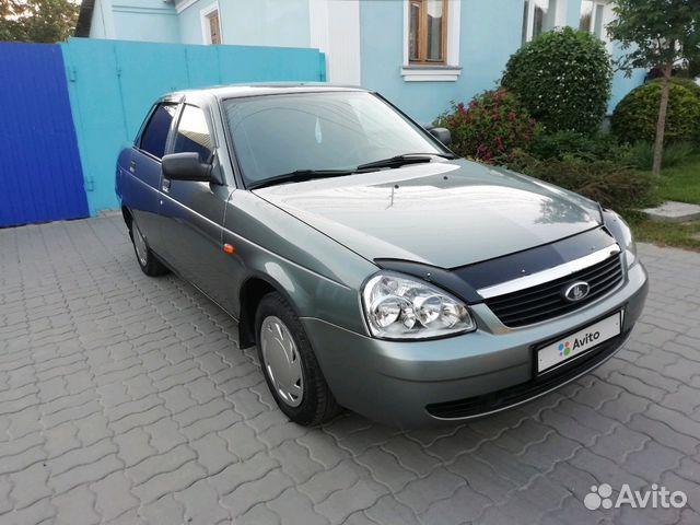 Купить ВАЗ (LADA) Priora пробег 68 000.00 км 2011 год выпуска