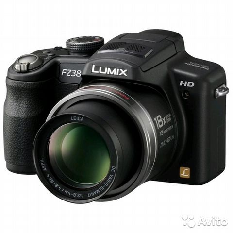 Фотоаппарат Panasonic Lumix MC-FZ38