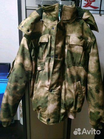 Куртка зимняя (Блок пост). Новая  89880242494 купить 2