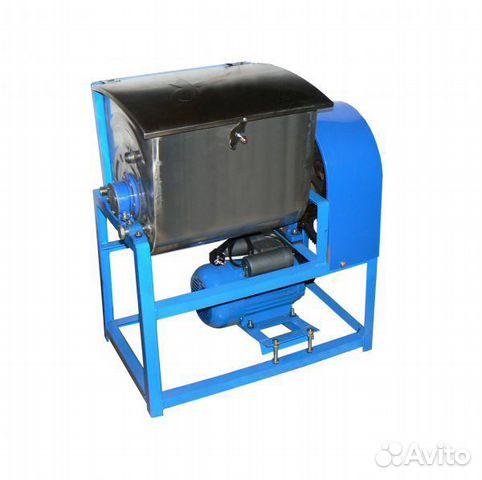 The horizontal dough mixer 15 liters