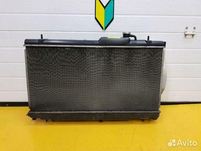 89625003353 Радиатор МКПП Subaru Impreza WRX, GDA, EJ20
