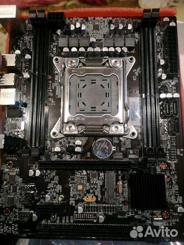 Lga 2011 Материнка на чипите x79 xeon e5 2690 купить в