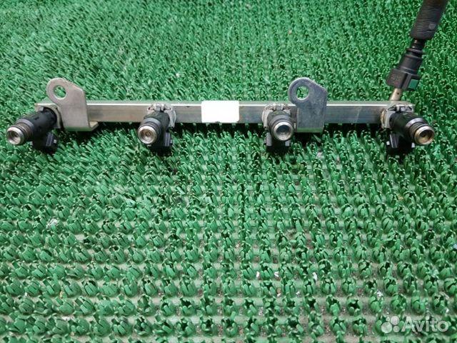Топливная рампа с форсунками Lifan Solano 620 89046875188 купить 2