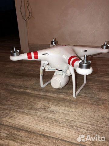 Квадрокоптер DJI phantom 2 vision купить в Москве на Avito