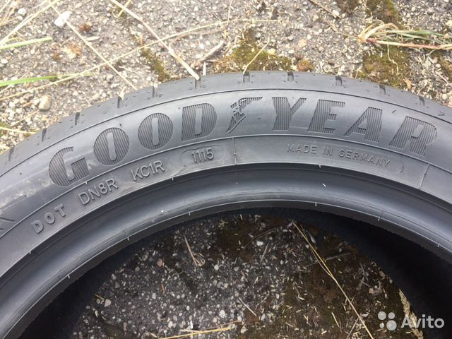 245/45 R17 Goodyear EfficientGripPerfomance 89211101675 купить 3