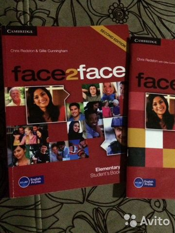 face2face ответы к тетради